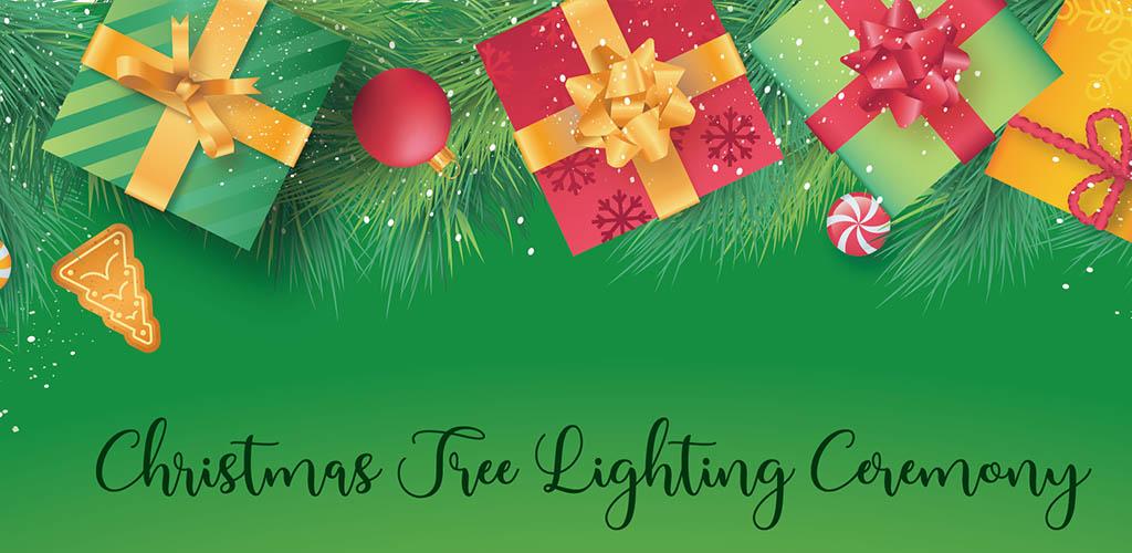 Christmas Tree Lighting Ceremony Sociedad Escuela Karl C